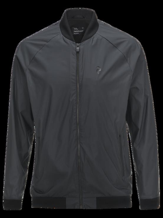 Veste de golf pour hommes Octon Black | Peak Performance
