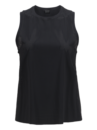 Women's Ground Tank Black | Peak Performance