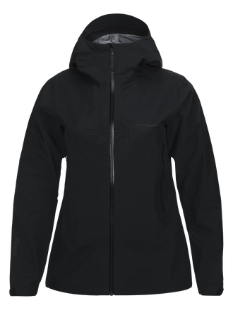 Women's Northern Jacket Black | Peak Performance