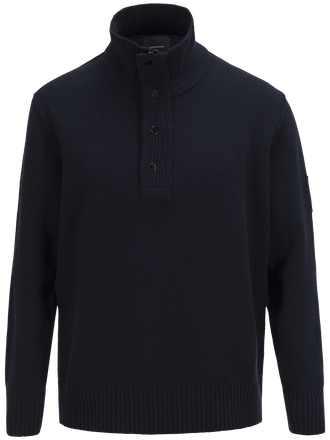 Men's Dust off Sweater Salute Blue | Peak Performance