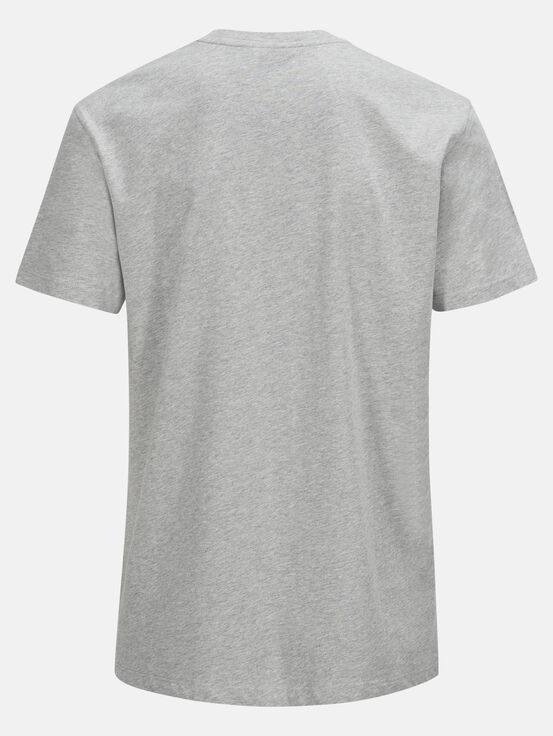Unisex Enter the Wild T-shirt Med Grey Mel | Peak Performance