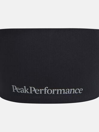Trail Headband Black | Peak Performance