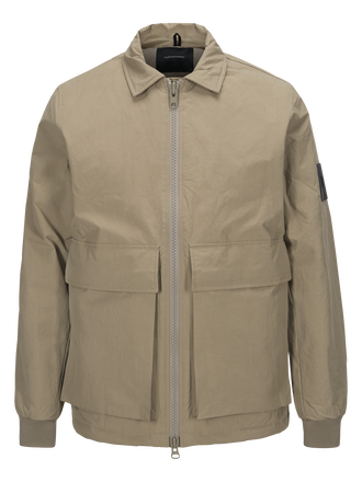 Blouson homme Bourne True Beige | Peak Performance