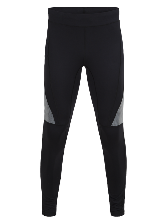 Block reflekterande tights för herrar Black | Peak Performance