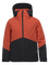Kids Greyhawk Ski Jacket Orange Planet | Peak Performance