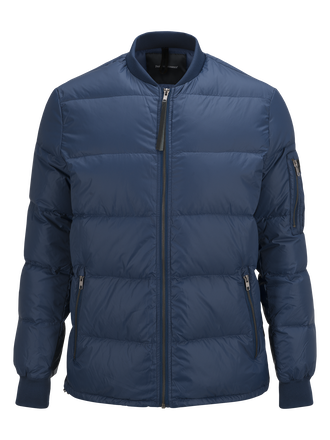 Men's Devin Jacket Decent Blue | Peak Performance