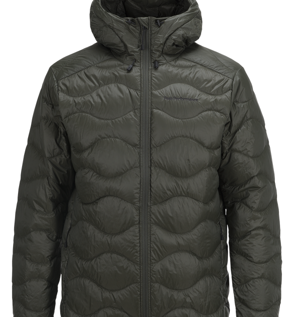 Men's Helium Hooded Jacket