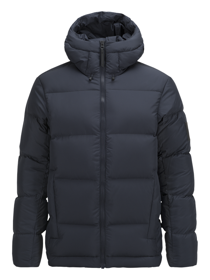 Men's Divison Jacket Salute Blue | Peak Performance
