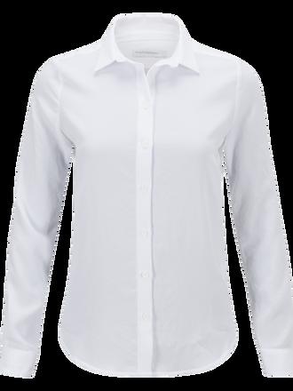Women's Siena Shirt White | Peak Performance