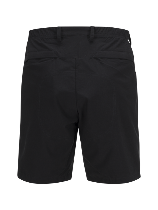 Civil shorts för herrar Black | Peak Performance