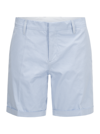 Women's Adele Summer Shorts Shirt Blue | Peak Performance
