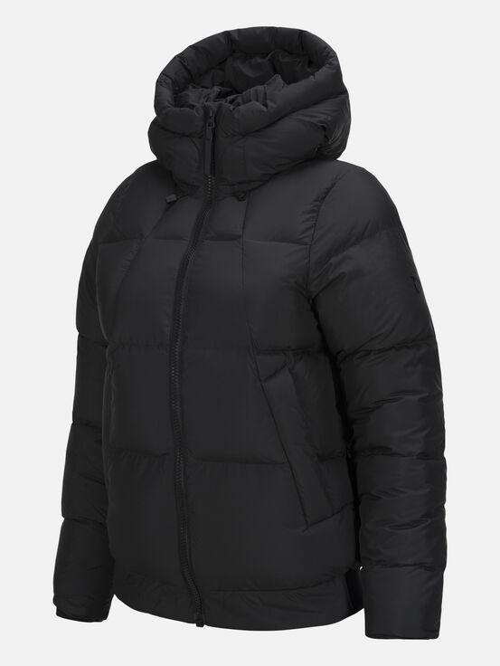 Women's Divison Jacket Black | Peak Performance