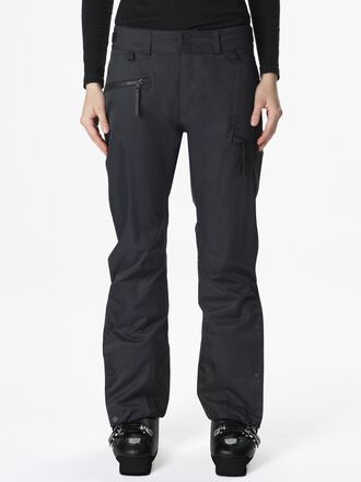 Women's Sapphire 2-Layer Shell Ski Pants Black | Peak Performance