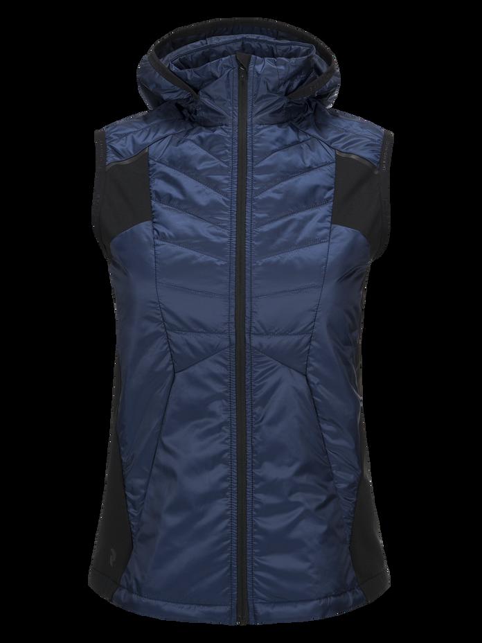 Women's Alum Vest Thermal Blue | Peak Performance