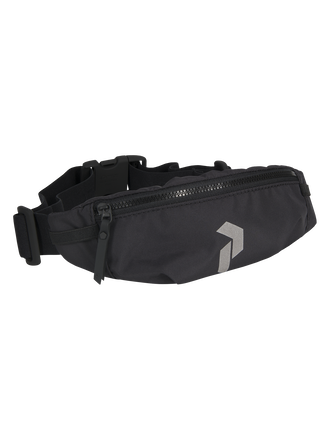 Light belt bag Black | Peak Performance