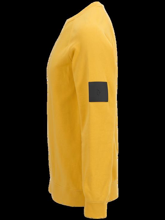 Original herrtröja med rund halsringning Mid Yellow | Peak Performance
