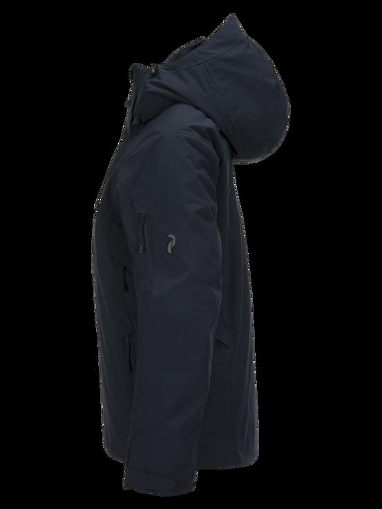 Men's Maroon II  Ski Jacket Salute Blue | Peak Performance
