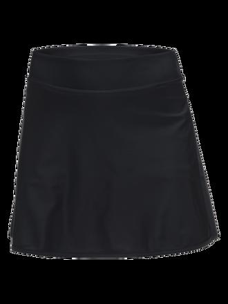 Women's Golf Somerset Skirt Black   Peak Performance