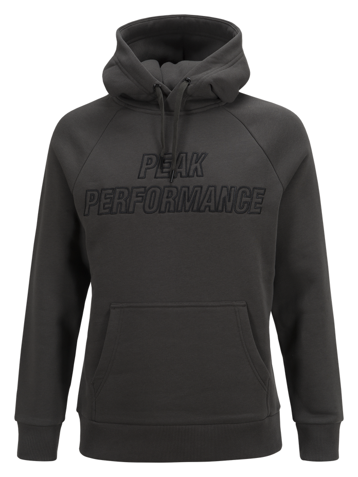Men's Hooded Sweater Olive Extreme | Peak Performance