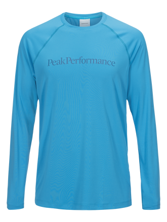 T-shirt à manches longues homme Gallos Co2 Active Blue | Peak Performance