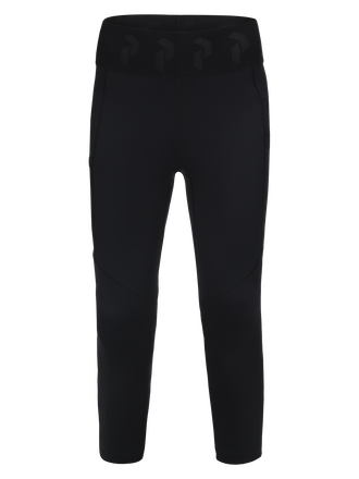 Damen Pump 7/8 Tights Black | Peak Performance