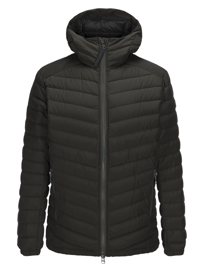 Men's Frost City Jacket Olive Extreme | Peak Performance
