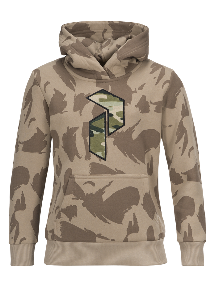 Kids Art Hoodie Pattern | Peak Performance