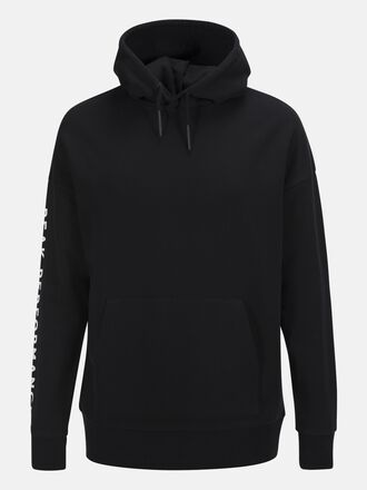 Unisex Enter the Wild Hoodie Black | Peak Performance