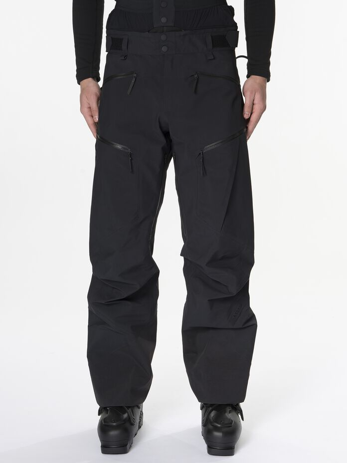 Pantalon de ski homme Volcan Black | Peak Performance
