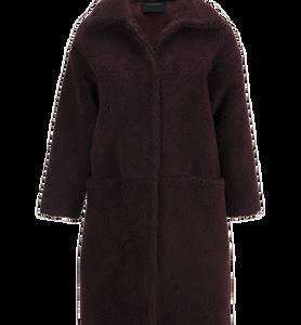 Manteau femme Teddy