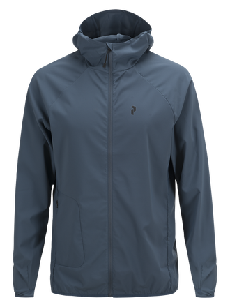Herren Fremont Jacke Blue Steel | Peak Performance