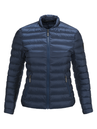 Women's Bonnie Liner Jacket Decent Blue | Peak Performance