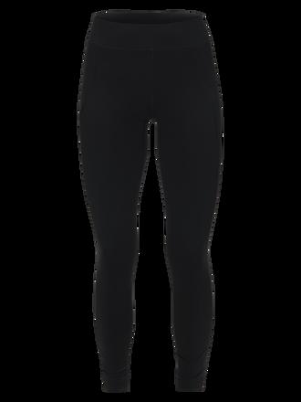 Damen Run Tights Black | Peak Performance