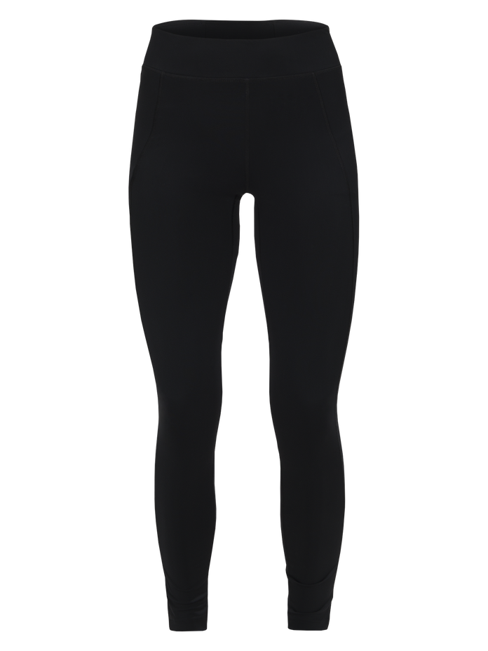 Women's Run Tights Black | Peak Performance