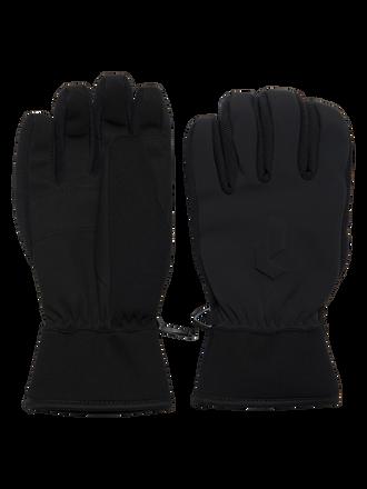 Crater Gloves Black | Peak Performance