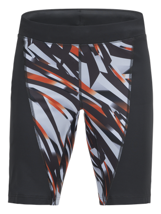 Herren Block Mit Print Lauftights Shorts Pattern | Peak Performance