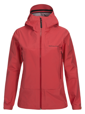 Women's Northern Jacket Pink Flow | Peak Performance