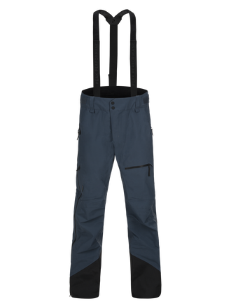 Pantalon de ski homme Alpine Blue Steel | Peak Performance