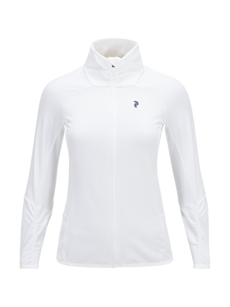 Damen Golf Wiltshire Mittelschicht Jacke White | Peak Performance