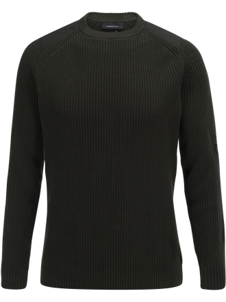 Men's Curtis Crew neck Forest Night | Peak Performance