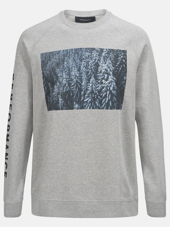 Unisex Enter the Wild Crew neck