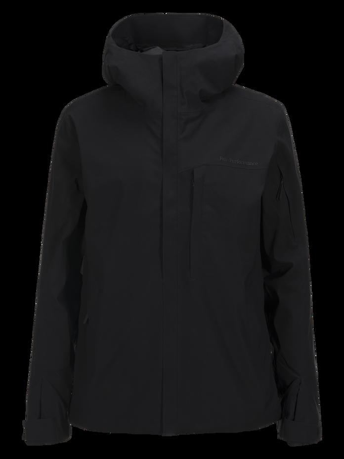 Men's Whitewater Ski Jacket  Black | Peak Performance