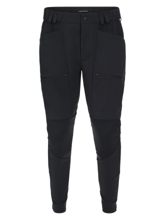 Track herrtights Black | Peak Performance