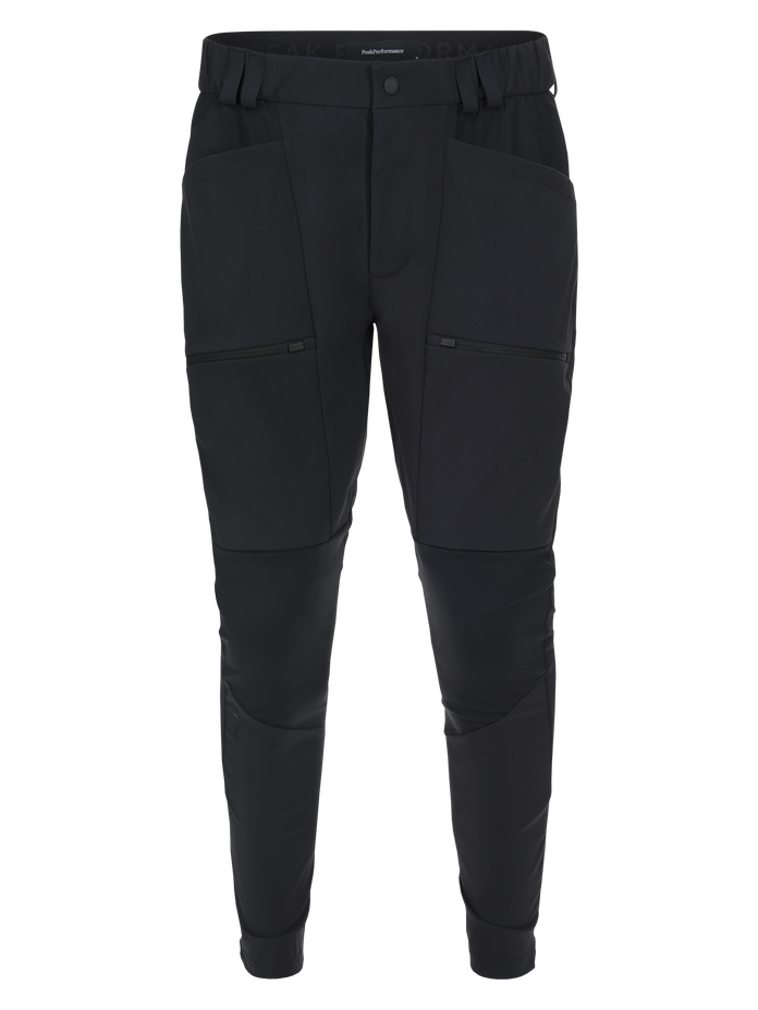 Men's Track Tights Black | Peak Performance