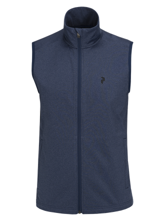 Men's Ace Vest Thermal Blue | Peak Performance