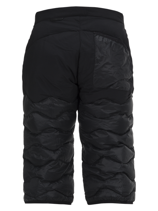 Helium långa herrshorts Black | Peak Performance