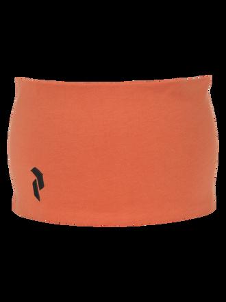 Progress Headband Orange Flow   Peak Performance