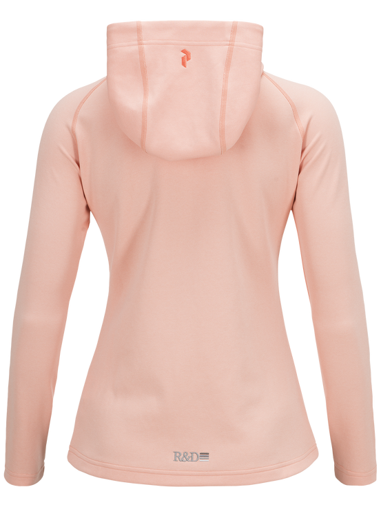 Women's Kate Zipped Hooded Mid-Layer