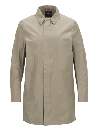 Men's Marcs Coat True Beige | Peak Performance