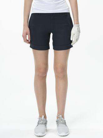 Women's Golf Coldrose Shorts Salute Blue   Peak Performance